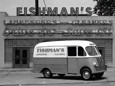 Fishman's est. 1945