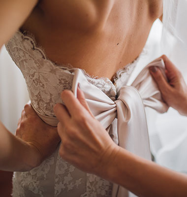 Wedding Gown Alterations Calgary